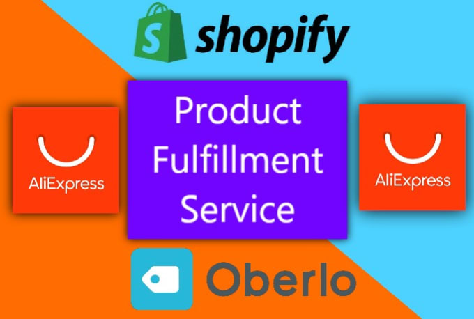 fulfill shopify order using oberlo