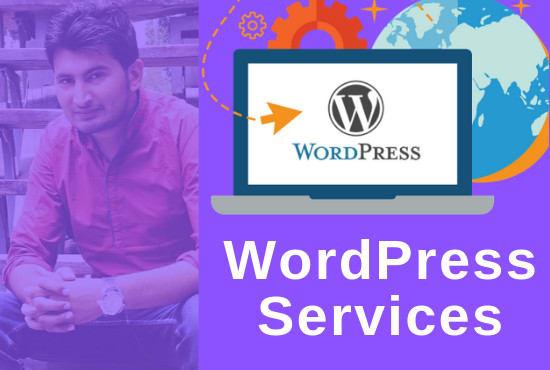 install wordpress,responsive theme and plugins