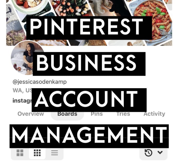 transform and manage your pinterest business account