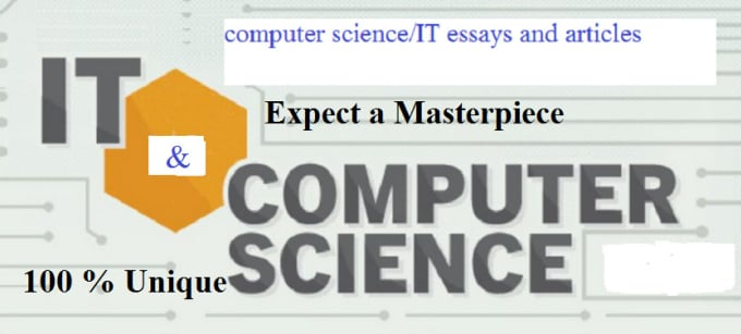 Handle Computer Science Essays And Articles By Jamesngash I Will Handle Computer Science Essays And Articles