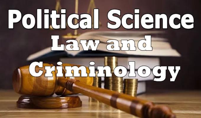 Image result for political criminology