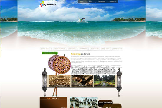aquawebdesigns : I will create a wordpress website, fix CSS issues for $5  on www fiverr com