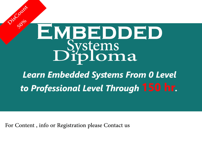 teach you programming or embedded systems in arabic or english