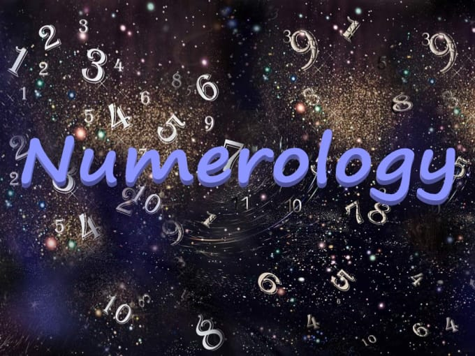 read your numerology numbers