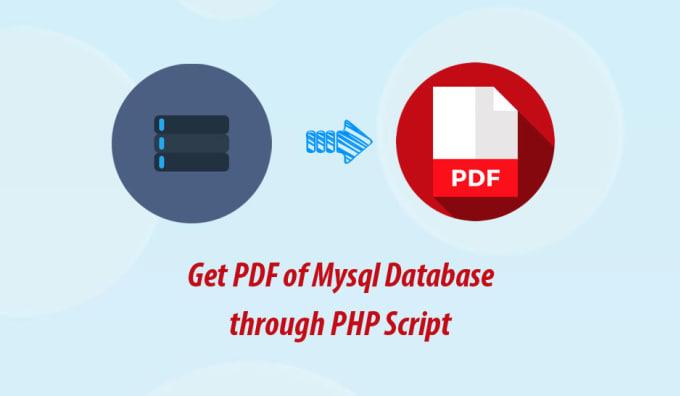Php Script Pdf