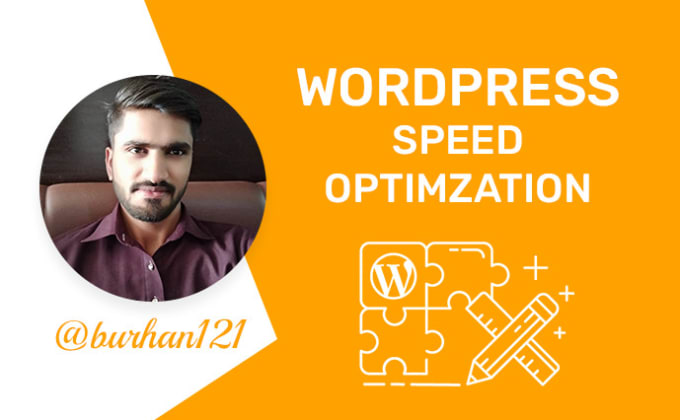 Do wordpress speed optimization and make it fast by Burhan121