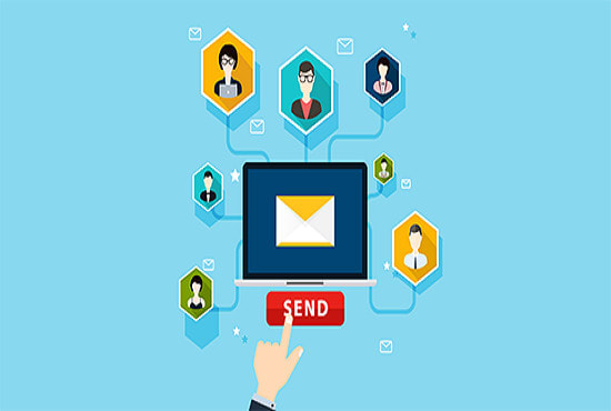send bulk emails to your targeted business list inbox