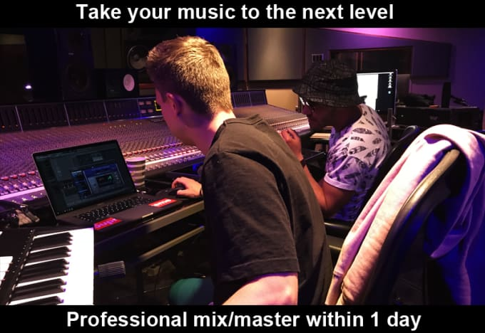 master your tracks from stems or single stem