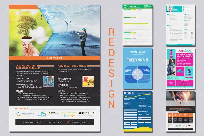design PDF documents,fillable pdf,forms,branded,workbooks,redraw,invoice