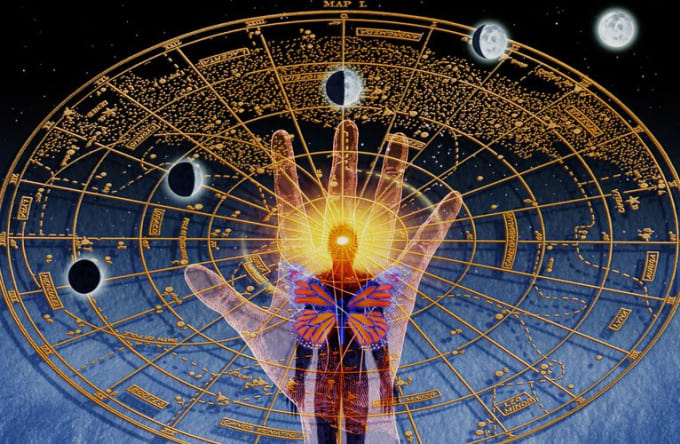 astrologywizard : I will give you a personalized one week astrological  forecast for $10 on www fiverr com