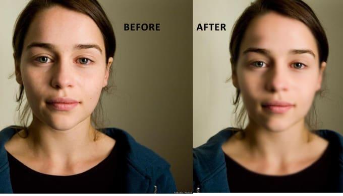 photoshop editing,remove background,face swap,image resize