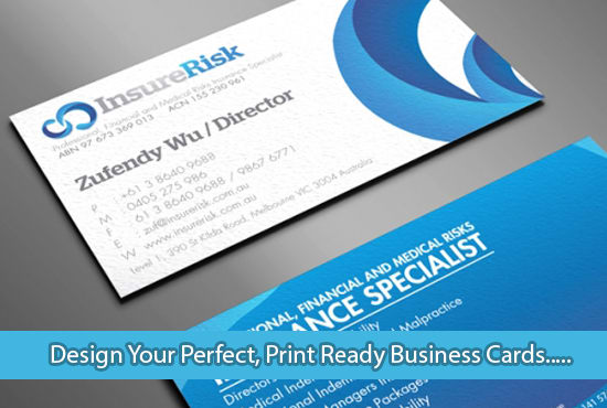 Design your perfect print ready business cards by babugad design your perfect print ready business cards colourmoves