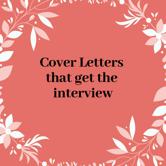 be your custom cover letter and bio writer