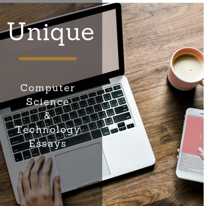 write an original computer science essay or summary by ammonwriter i will write an original computer science essay or summary