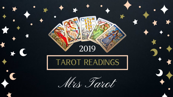 give you a 2019 tarot reading