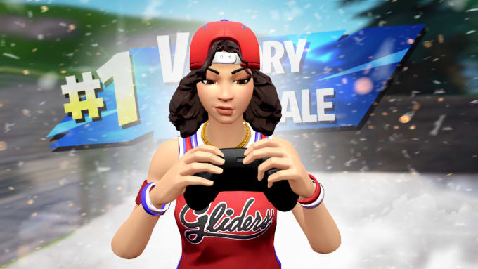 Thisisisaac I Will Make A 3d Fortnite Thumbnail For Your Videos Or Livestreams For 5 On Www Fiverr Com