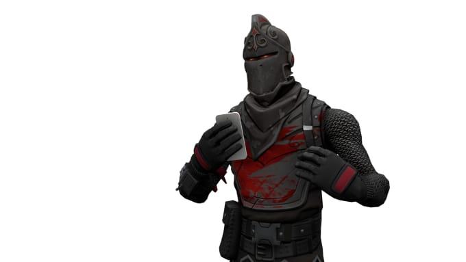 make 3d fortnite renders