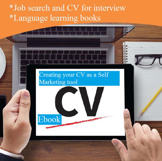 Cv For Job Interview Pdf