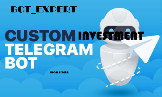 build a working investment trading telegram bot