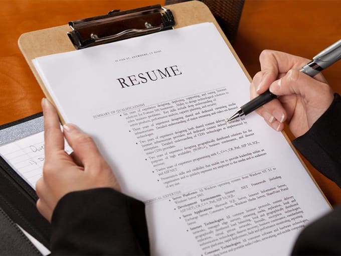 Harvard Student Writing Your Resume And Cover Letter