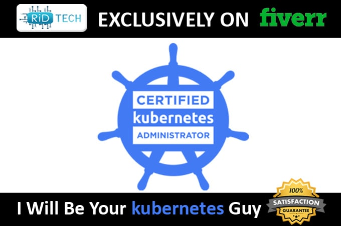 configure kubernetes clusters for you