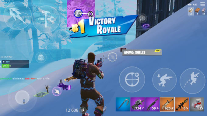 Be Your Fortnite Coach Best On Mobile