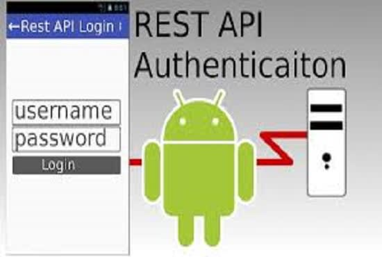 pmudra12 : I will create rest api using php for an android app for $60 on  www fiverr com