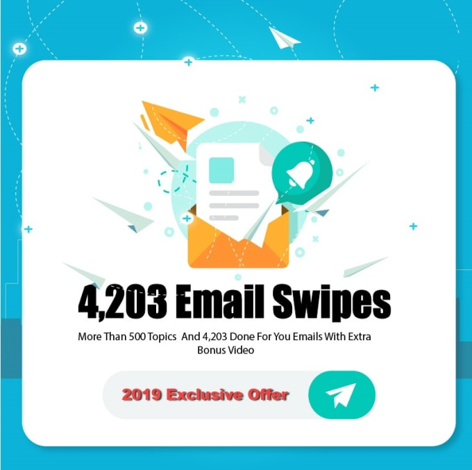 lawrisco1001 : I will write 4,203 killer copy and paste email swipes for  you for $20 on www fiverr com