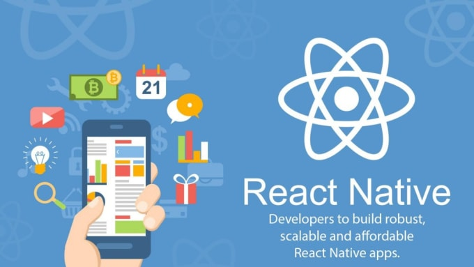 make you native apps android and ios development