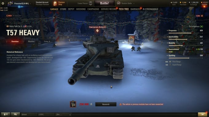 prussian12 : I will teach you how to get good stats in world of tanks for  $5 on www fiverr com