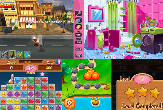 haidarstudio : I will reskin game android within 24h from my game list for  $5 on www fiverr com