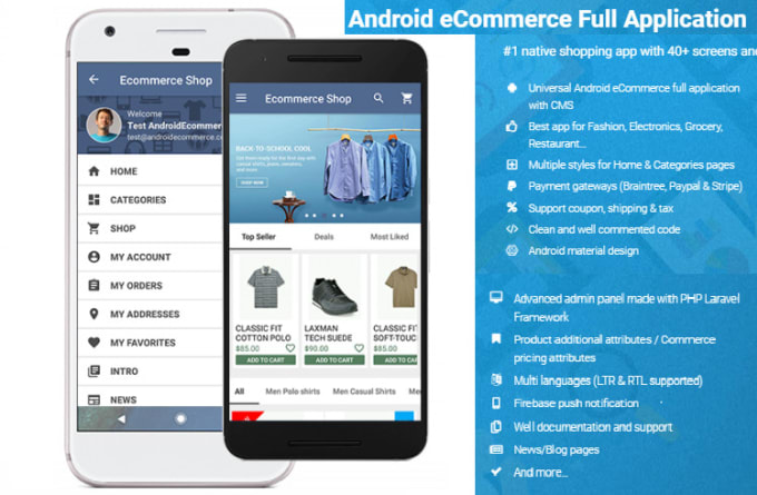 app news shopping amazon