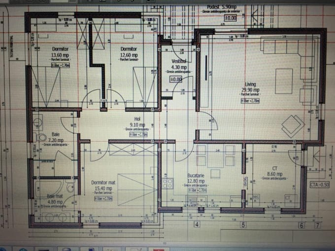 cosmin3 : I will make any architectural drawing or PDF in autocad for $10  on www fiverr com
