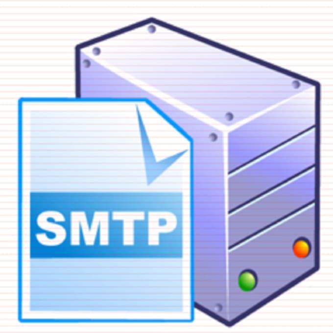 bulk Mailing SMTP Server setup
