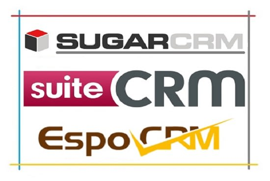 setup and customize sugarcrm, suitecrm and espocrm