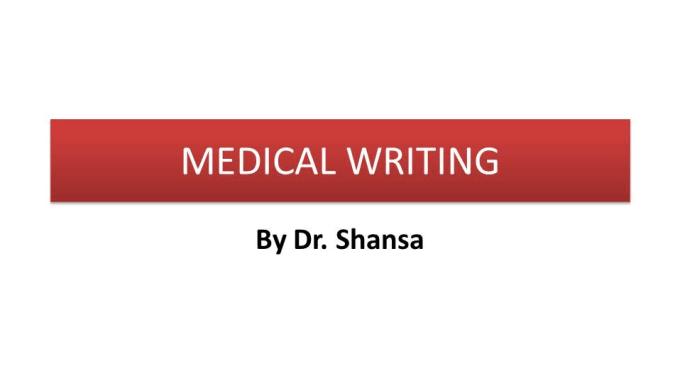medical health topics