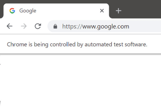 automate tests for web with selenium webdriver in python
