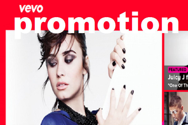 micheal60 : I will do organic vevo video promotion for $15 on www fiverr com