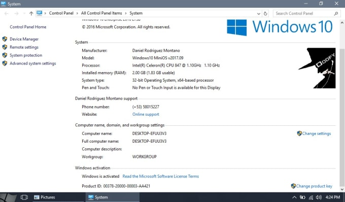 victorabiad : I will give you full access to remote desktop windows 10 for  $50 on www fiverr com