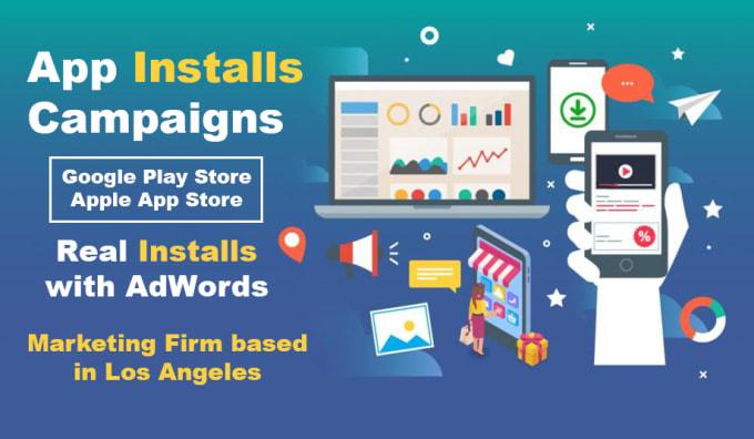google adwords for app installs