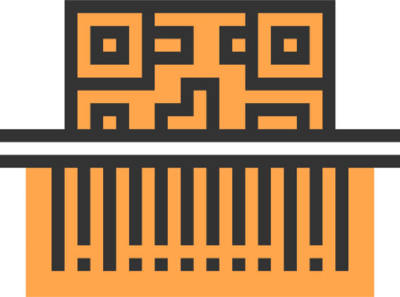 create a qr and barcode scanner app for android IOS and web