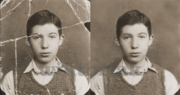Restore, fix, repair your old damaged photos, images by ...