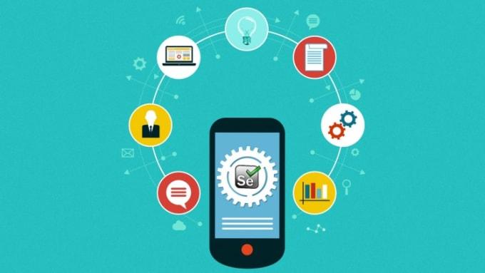 bhartig : I will do automation testing using selenium for mobile for $30 on  www fiverr com