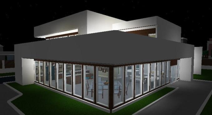build you a bloxburg house