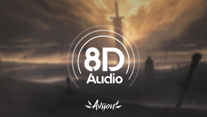 make 8d audio for any music or audio