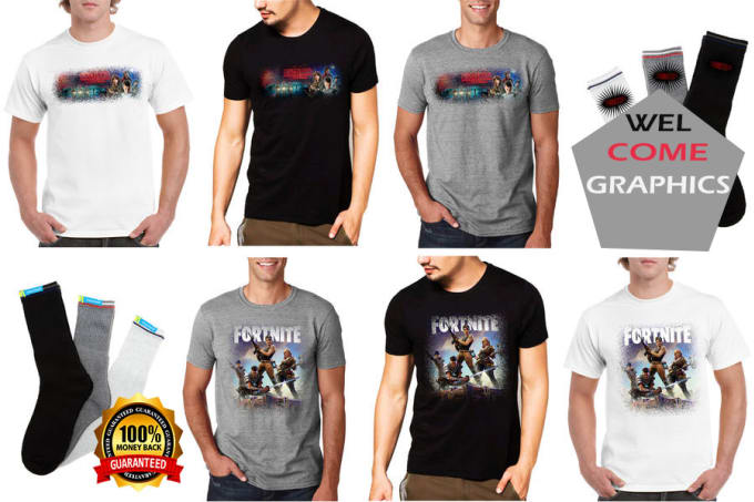 7818fa55 Create a professional t shirt design by Welcomegraphic