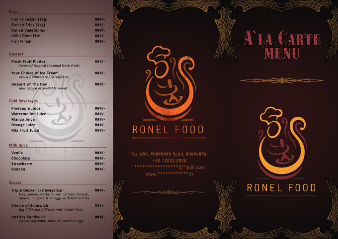 d442707146a84 design custom menu cards for your restaurant, cafe, hotel