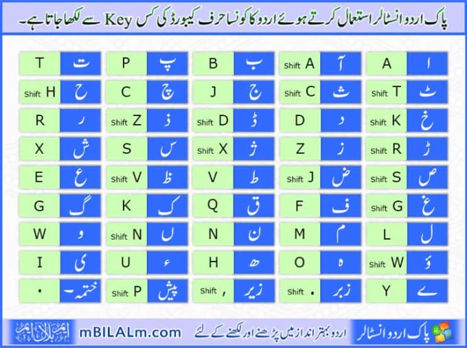 arbazshah786 : I will do urdu typing setting on inpage for $5 on  www fiverr com