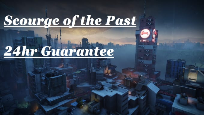 scourge of the past