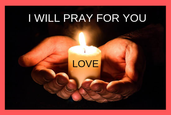 trendsetter876 : I will pray a powerful prayer for someone you love to come  in your life for $15 on www fiverr com